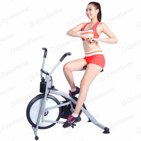 Xe đạp tập thể dục iBike8.2i thiết kế kiểu dáng của một chiếc xe đạp thông thường