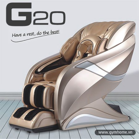 Ghế massage toàn thân GoodFor G20 (4D)