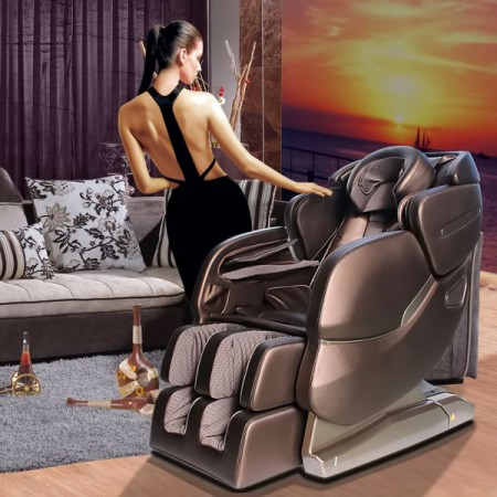 Ghế massage toàn thân GoodFor RE-H881 USA (3D)
