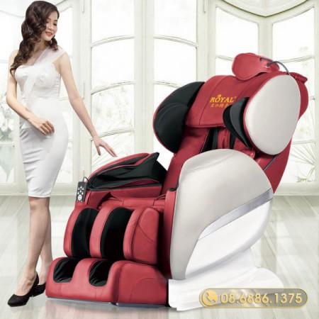 Ghế massage toàn thân Royal R686