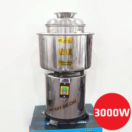 Máy xay giò chả kiểu đứng 3.0kW (4.0HP)