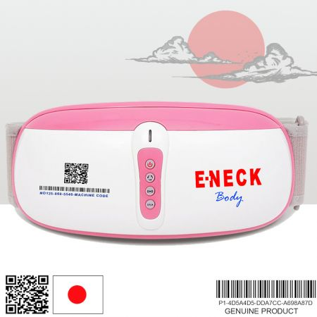 Đai massage giảm mỡ bụng E-Neck ENK-669P3 xoay 360 độ