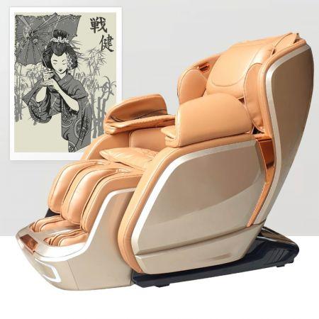 Ghế massage toàn thân OKINAWA JS 901 PRO cao cấp