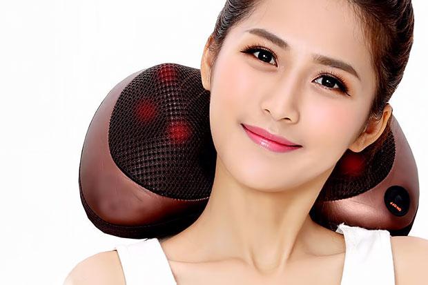 Mua gối massage Nhật Bản cao cấp tại Thanh Hóa