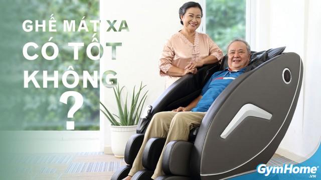 Ghế massage có tác hại gì cho bạn không?