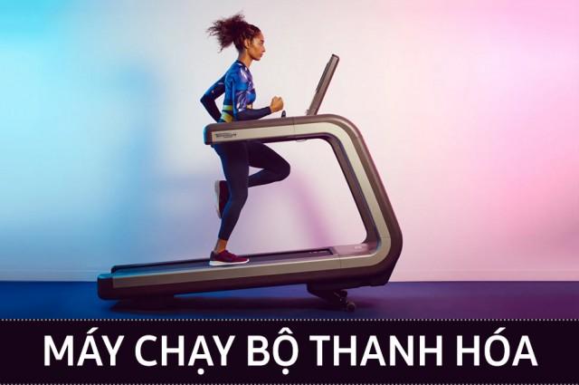 Mua máy chạy bộ tại Thanh Hóa