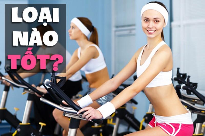 Chọn mua xe đạp tập thể dục tại nhà như thế nào?