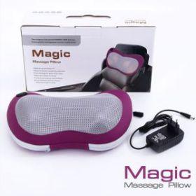 Gối massage hồng ngoại 6 bi MAGIC PL-819