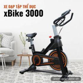Xe đạp tập thể dục xBike 3000