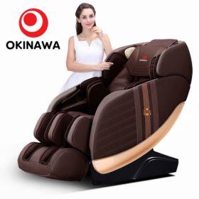 Ghế massage OKINAWA OS 9900 (điều khiển giọng nói)