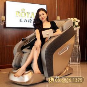 Ghế massage toàn thân Royal R889 cao cấp