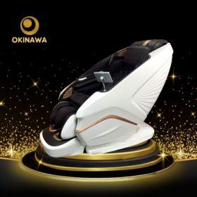 Ghế massage toàn thân OKINAWA APOLLO S911 cao cấp
