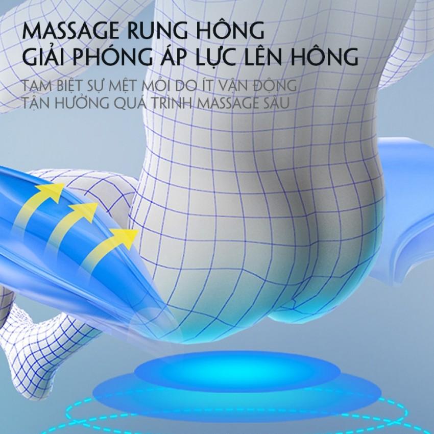 Ghế massage YOSAKY TS-666 PLUS