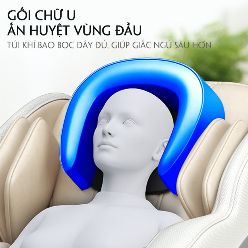 Ghế massage YOSAKY TS-666 PLUS