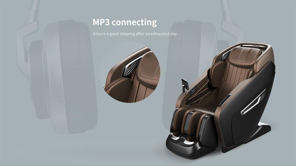 Ghế massage toàn thân Royal R889 cao cấp - Hình 6