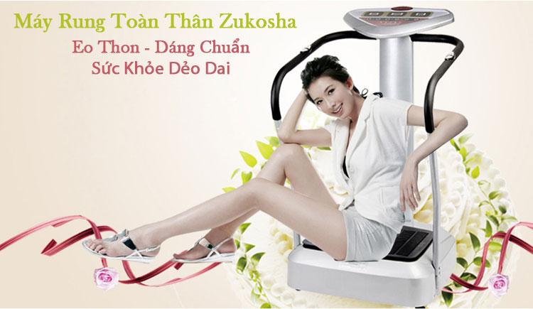 Máy massage toàn thân Zukosha