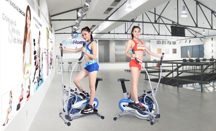 Xe đạp thể dục iBike 4000 có yên