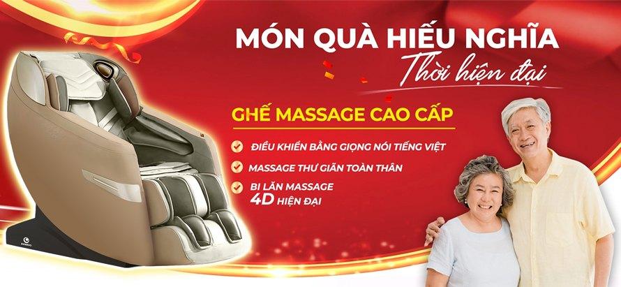Ghế massage chất lượng tốt nhất ở Thanh Hóa